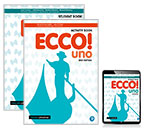 Ecco! uno Student Book, eBook with Activity Book