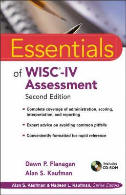 Essentials of WISC-IV Assessment 2e + Lichtenberger - Essentials of WAIS-IV Assessment + Groth-Marnat - Handbook of Psychological Assessment 5e
