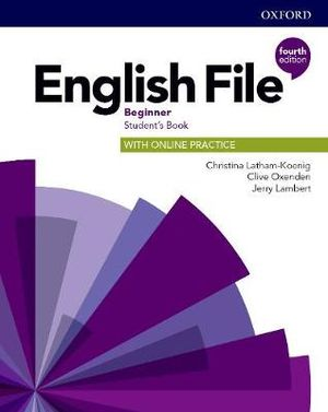 English File Beginner Student's Book and Student Resource Centre Pack