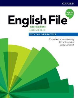 English File Intermediate Student's Book and Student Resource Centre Pack