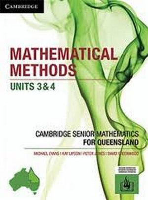 CSM QLD Mathematical Methods Units 3 and 4