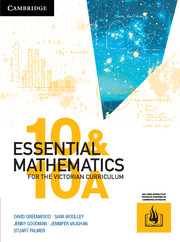 Essential Mathematics for the Victorian Syllabus Year 10