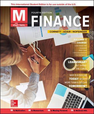 ISE M: Finance