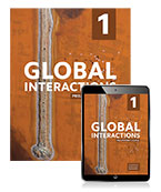 Global Interactions Year 11 Student Book with eBook