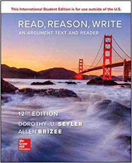 ISE Read, Reason, Write