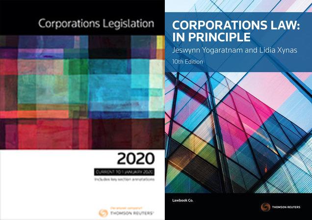 CORPS LEG 2020/CORPS LAW IP 10E