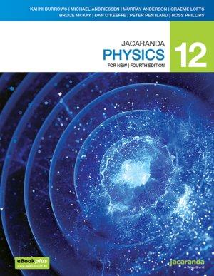 Jacaranda Physics 12 4e for NSW eBookPLUS & Print