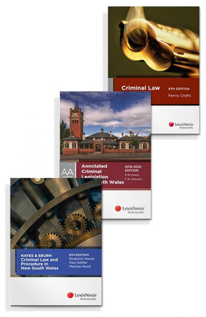 LexisNexis Case Summaries Corporations Law, Australian Corporate Law, 6th Edition and Australian Corporations Legislation 2020 - Student Edition (Bundle)