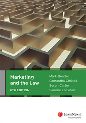 Marketing and the Law, 6th edition