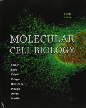 Molecular Cell Biology 8e + LaunchPad