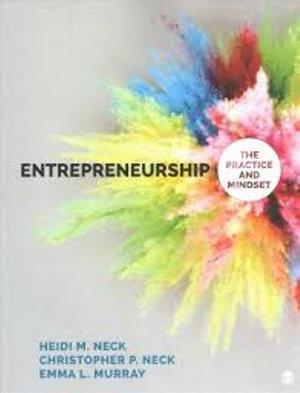 Entrepreneurship: The Practice and Mindset Plus Interactive ebook