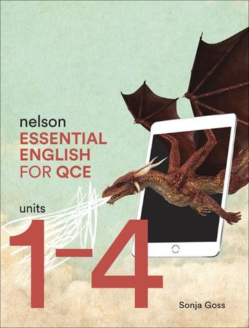Nelson Essential English for QCE Units 1-4 with 1 Access Code for 26 Months