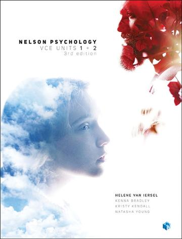 Nelson Psychology VCE Units 1 & 2 (Student Book with 4 Access Codes)