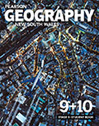 Pearson Geography New South Wales Stage 5 Student Book with eBook
