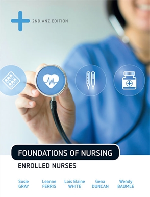 Foundations of Nursing: Enrolled Nurses with Online Study Tools 24 month s