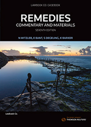 Remedies Commentary And Materials 7e
