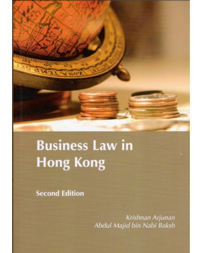 Business Law in Hong Kong, 2nd Edition