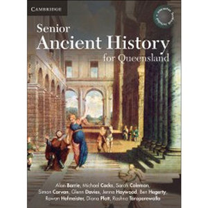 Senior Ancient History for Queensland Units 1-4