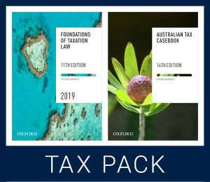 Swinburne University Tax Pack 2019