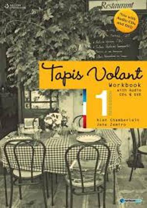 Bundle: Tapis Volant 1 Student Book + Tapis Volant 1 Workbook with USB
