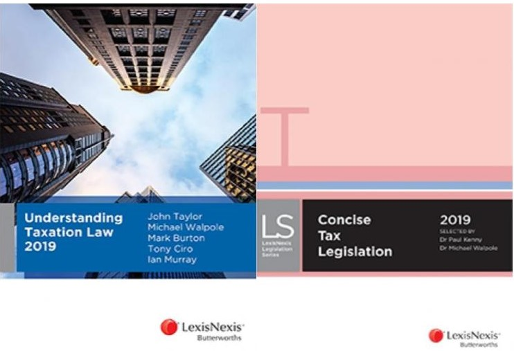 Understanding Tax Law 2019 + LN Concise Tax Legislation 2019 (TAX410 BUNDLE)