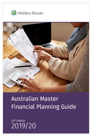 Australian Master Financial Planning Guide 2019/20