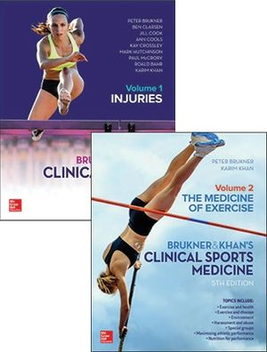 VALUE PACK CLINICAL SPORTS MEDICINE 5E - VOL 1 & 2