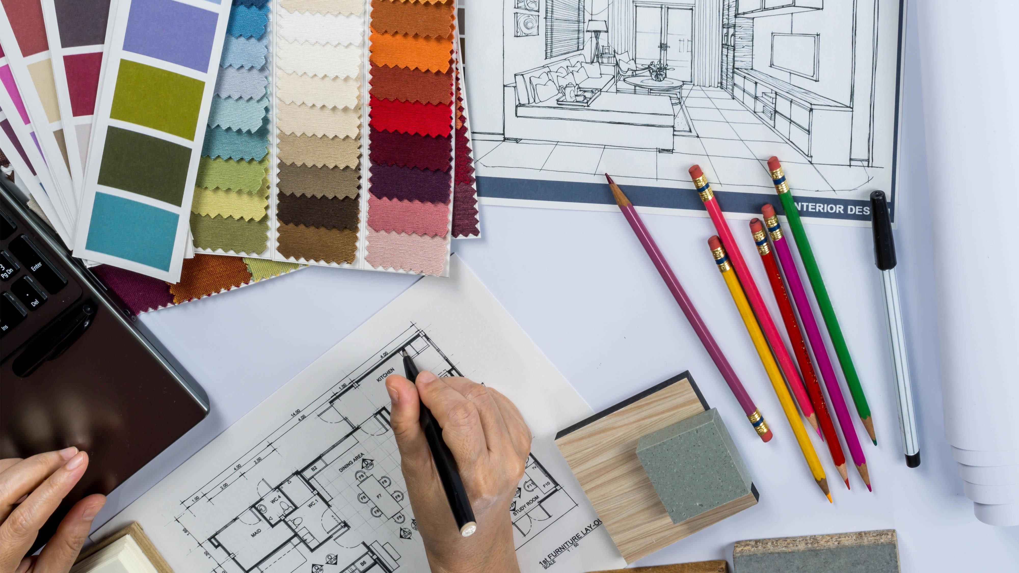 Интенсив курс дизайн интерьера