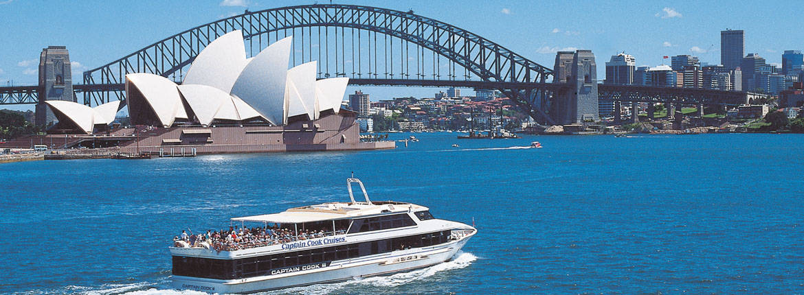 Boat Hire Sydney Captain Cook Cruises