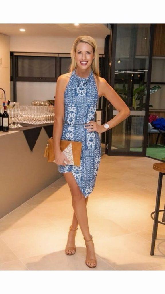 Elliatt Tone Dress