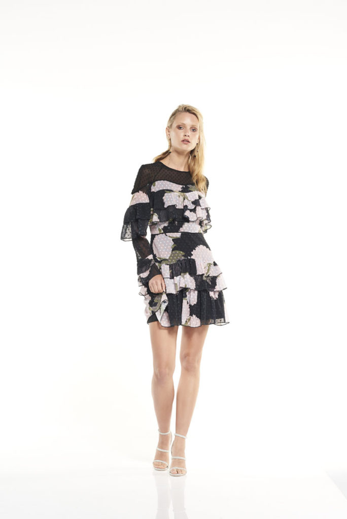 La Maison Talulah New Woman Ruffle Dress