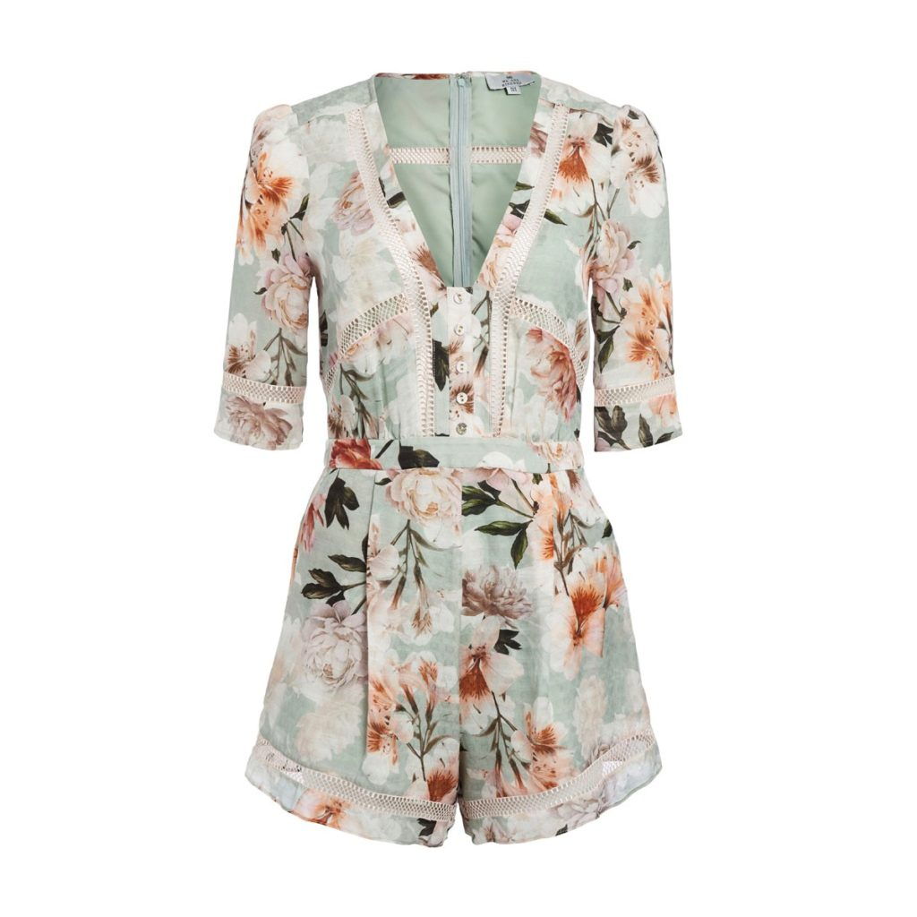 We Are Kindred Magnolia Romper