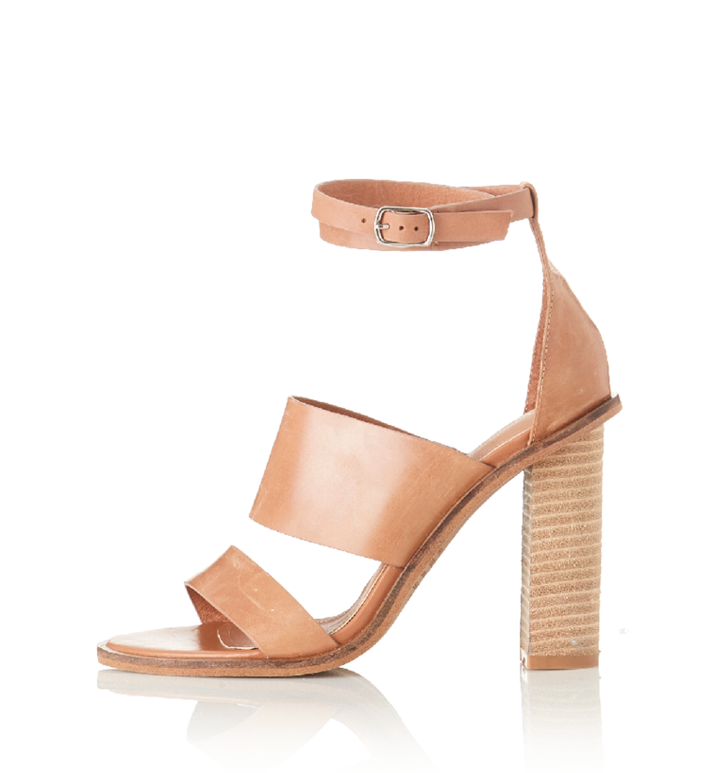 Alias Mae Admiral Heel – Light Tan