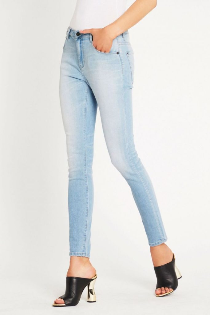 sass and bide HEAR MY WORLD JEANS