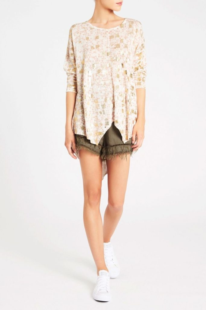 sass and bide Feel the Energy Knit