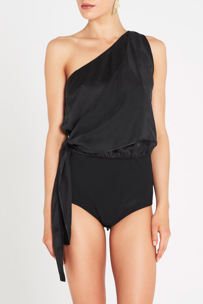 sass and bide My Midnight Bodysuit
