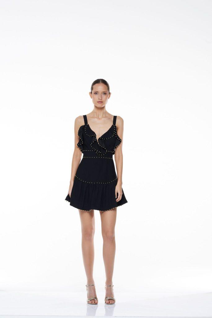 La Maison Talulah Rare Beauty Mini Dress