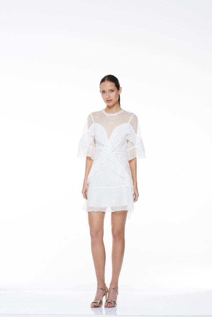 La Maison Talulah Enchantment Mini Dress