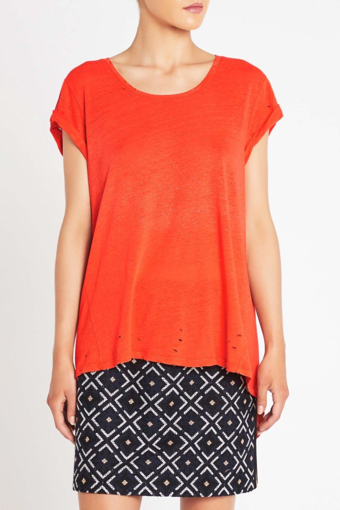 sass and bide Loving Deep Tee