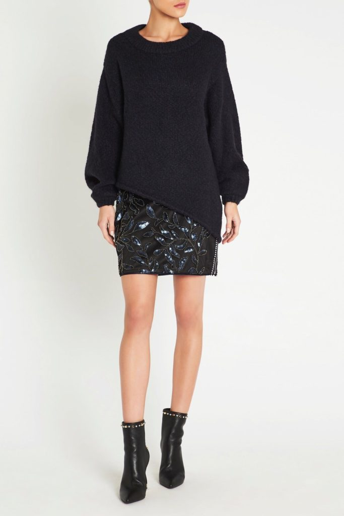 sass and bide Morning Sound Knit