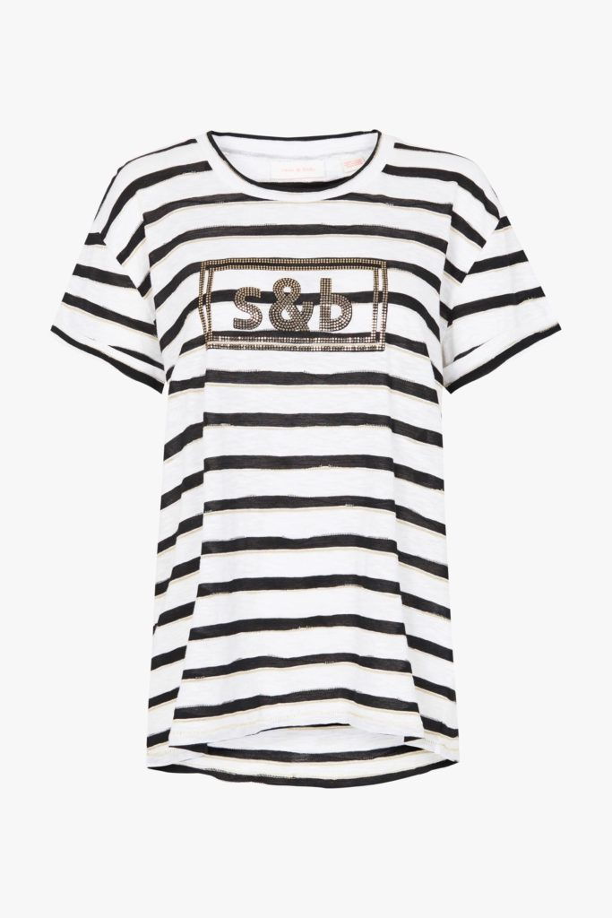sass and bide Goddess In Charge Tee