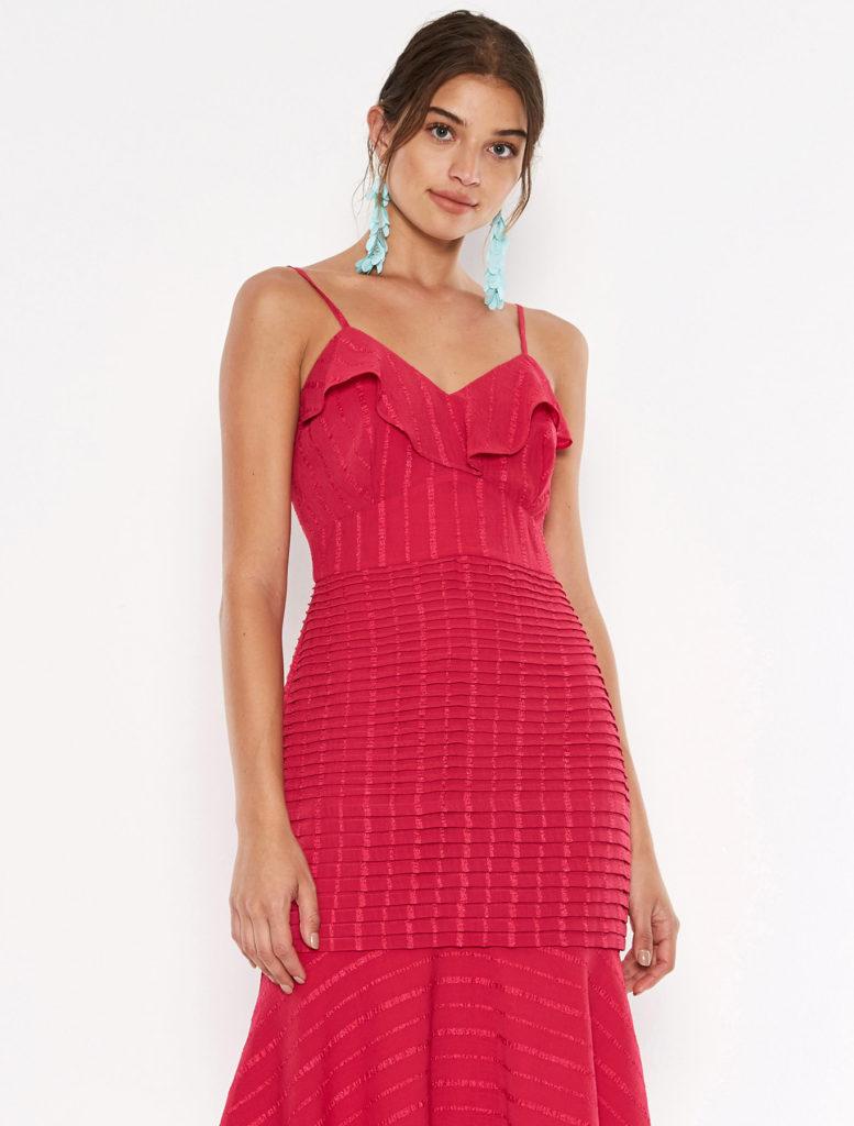 e73824fabd9f Select options · La Maison Talulah Pastiche Midi Dress