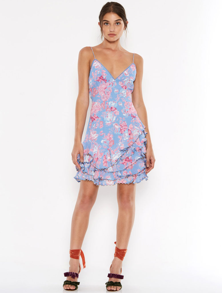 La Maison Talulah Grace Mini Dress
