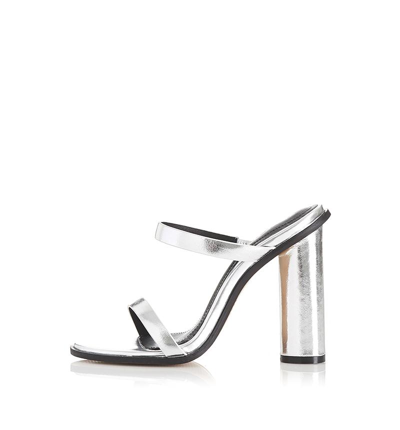 Alias Mae Amina Heel – Silver