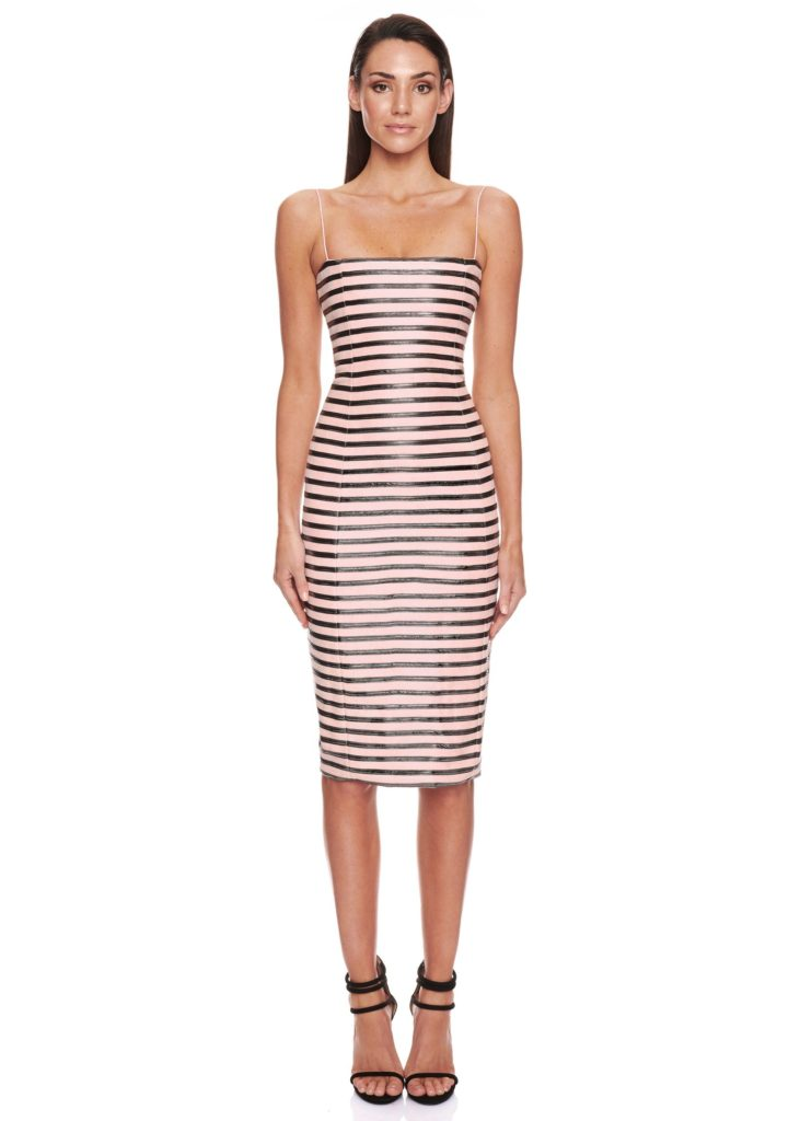 Eliya The Label Amalie Dress – Dusty Pink