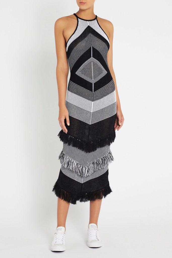 sass and bide The Mixer Knit Dress