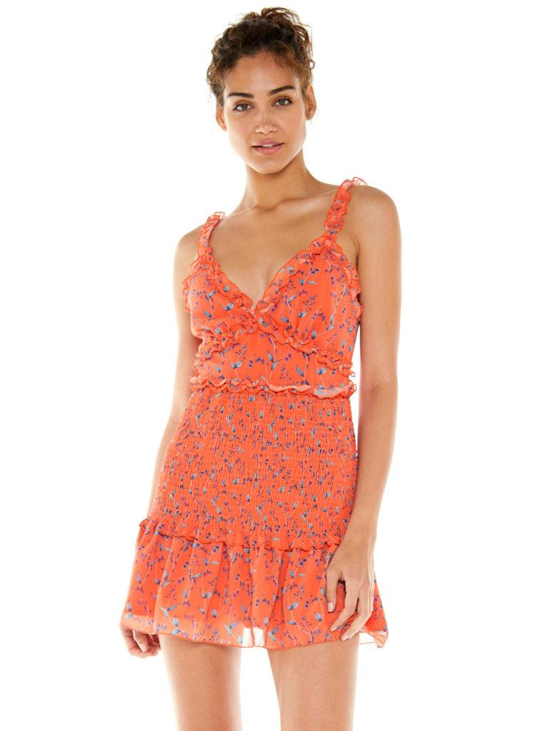 La Maison Talulah Daring Day Mini Dress