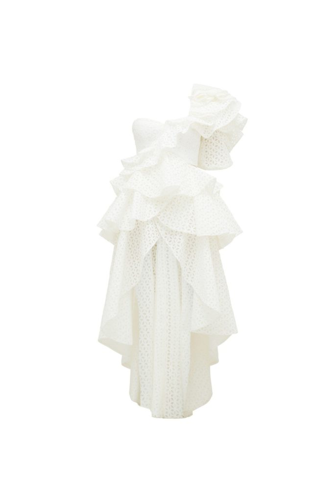 Thurley Marion Ruffle Dress