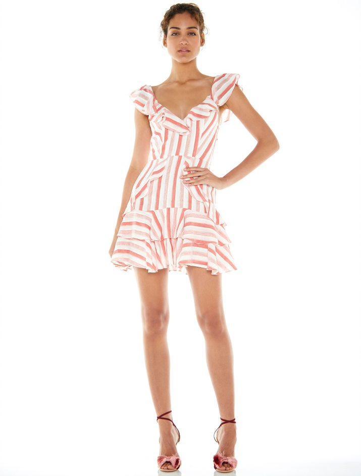 La Maison Talulah Rosie Mini Dress