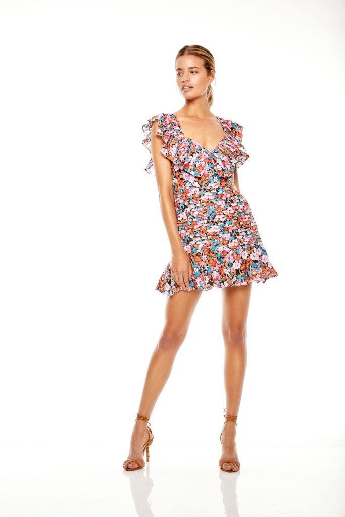 La Maison Talulah Cloud Nine Mini Dress